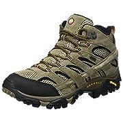 Merrell Men's Moab 2 LTR Mid Track Shoe