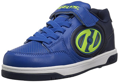 Heelys X2 Plus Lighted Schuhe blau Navy/Blue/Yellow