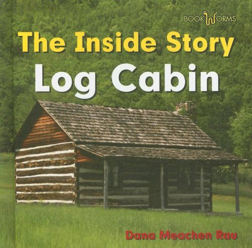 You could download for you log cabin bookworms the for Log home books
