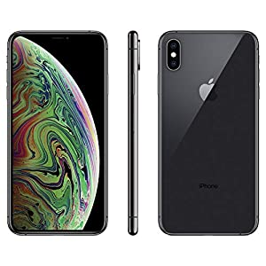 Best Epic Trends 51cmO848h9L._SS300_ Apple iPhone XS Max, US Version, 256GB, Space Gray - AT&T (Renewed)