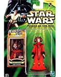 Star Wars: Power of the Jedi Queen Amidala (Theed Invasion) Action Figure