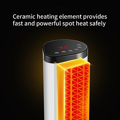 Pelonis Ceramic Tower Heater
