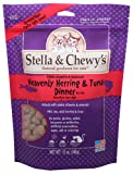 Stella and Chewy's Freeze Dried Heavenly Herring and Tuna Dinner, Cat Food, My Pet Supplies