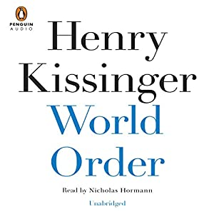 World Order Audiobook
