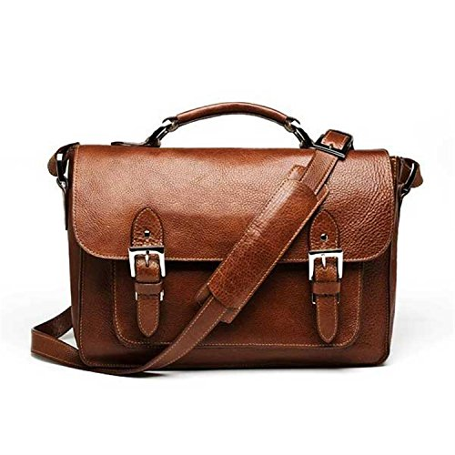 ONA - The Brooklyn - Camera Messenger Bag - Chestnut Leather (ONA007BR) by Ona