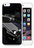 Generic iPhone 6 Plus TPU Case,Initial D White Cover Case For iPhone 6S Plus 5.5 inches
