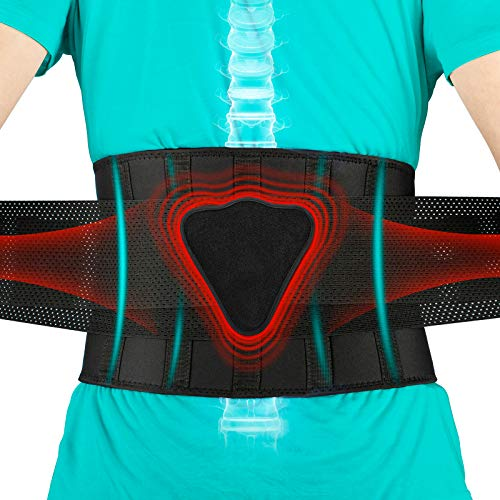 3D Back Brace Lumbar Support Belt