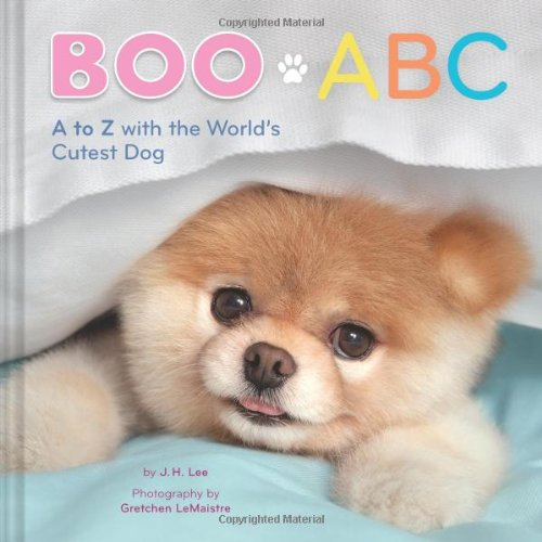 Boo ABC: A to Z with the World's Cutest Dog
