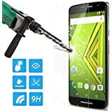Motorola Moto X Play Screen Protector, NEWELL™ Premium HD 0.26mm 2.5D Tempered Glass Screen Protector (for Motorola Moto X Play / Moto Droid Maxx 2)