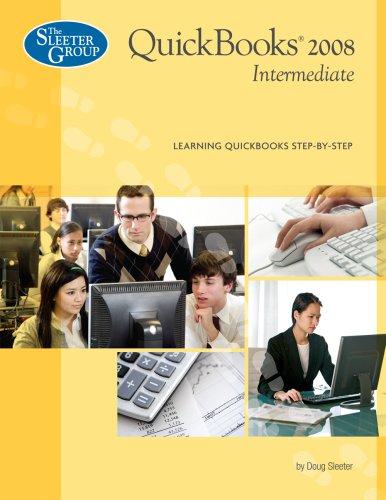 Download QuickBooks Intermediate (Version 2008) ebook