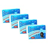 SENYE PETS Disposable Male Wraps Dog Diapers,12Pcs (48 count-S)