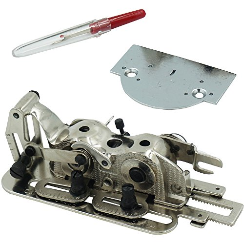 Bluemoona - INDUSTRIAL SEWING MACHINE BUTTONHOLER ATTACHMENT SIMILAR TO YS STAR - Sewing Attachment Machine Buttonholer
