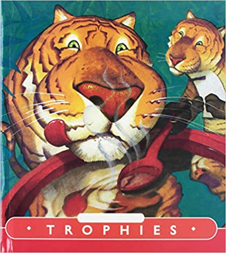 Trophies Student Edition Grade 2 1 Just For You 2005 Harcourt