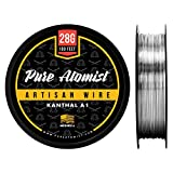 Pure Atomist Kanthal 28 AWG Gauge A1 Wire 100' Roll 0.32 mm 5.27 Ohms/ft Resistance