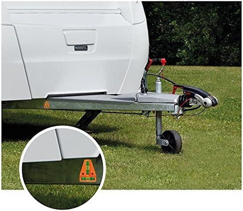 Wohnmobil und Caravan ProPlus 341215 Magnetische Wasserwaage f/ür Wohnwagen