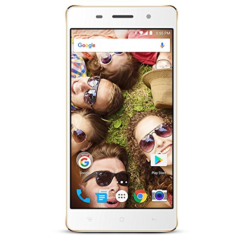 Orbic Slim + X - Factory Unlocked Phone - (Gold)