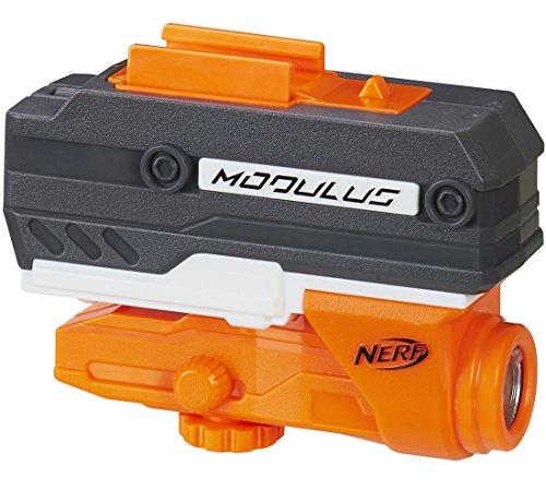 NERF n-strike modulus targeting light beam