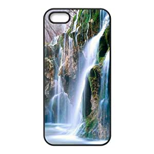 Waterfall Phone Case For iPhone 5,5S [Pattern-1]