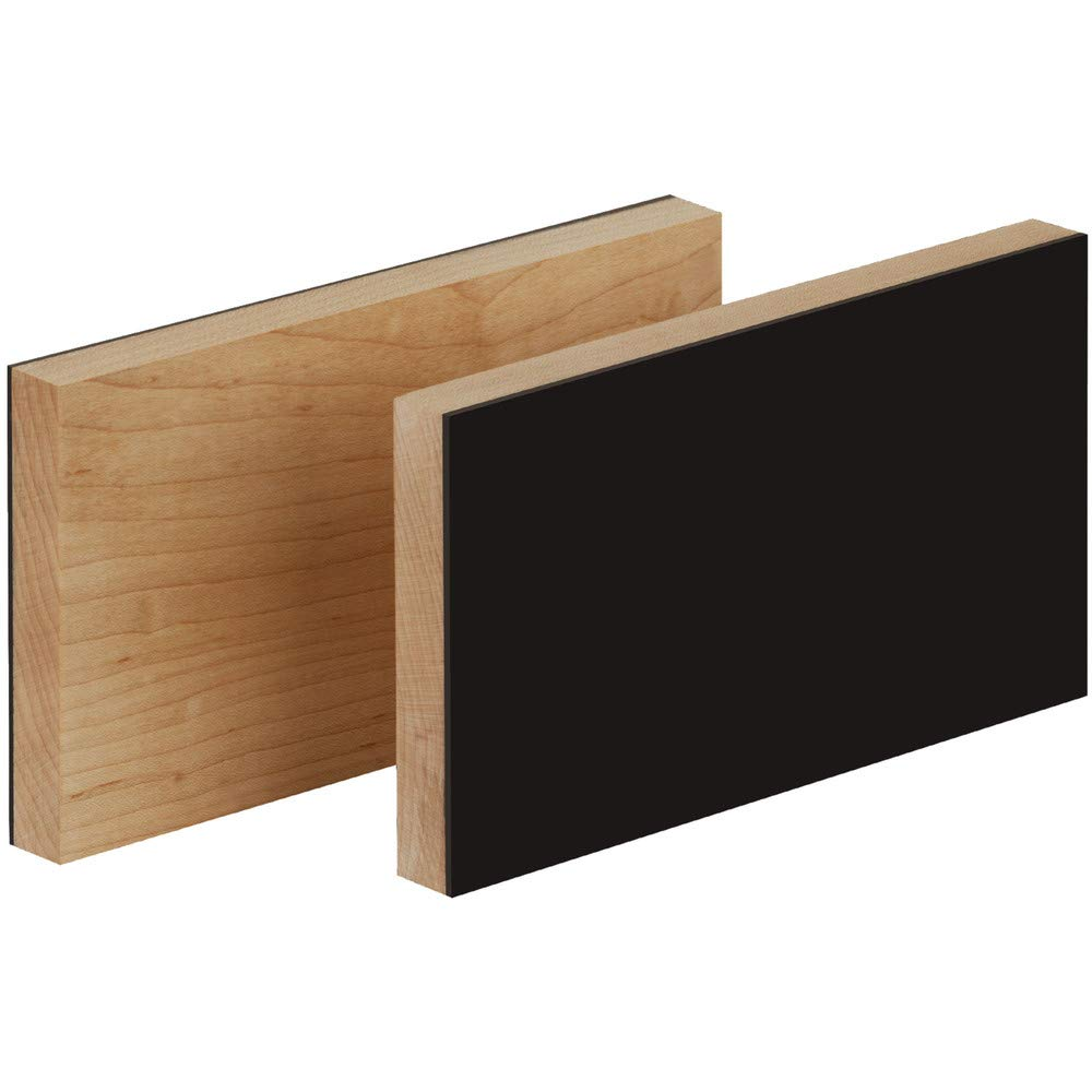4'' x 7'' Magnetic Maple Jaw Inserts