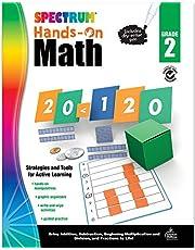 Spectrum Hands-On Math
