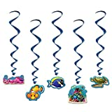 Beistle Under The Sea Whirls, 34-Inch-3-Feet 2.5-Inch