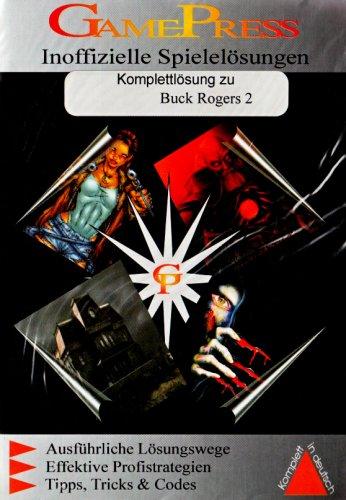 Buck Rogers 2 Losungsbuch [Edizione: Germania]