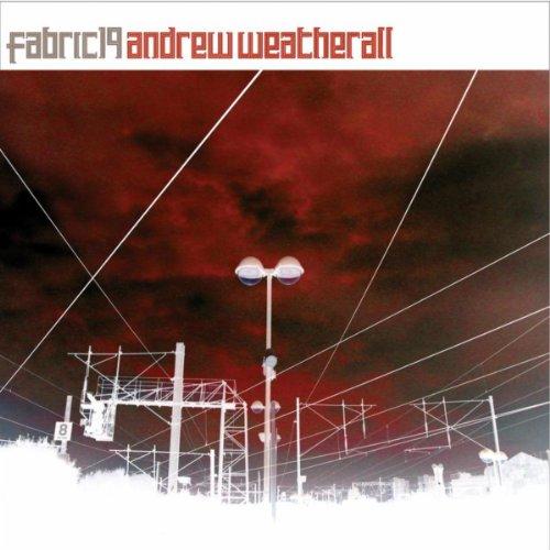 19 Fabric (fabric 19: Andrew Weatherall)