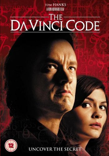 The Da Vinci Code [2006] [DVD] [2007] by Tom Hanks B01I071GVQ