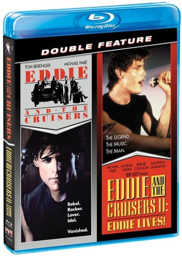 Eddie and the Cruisers / Eddie and the Cruisers II: Eddie Lives! (Double Feature) [Blu-ray] (Eddie And The Cruisers 2 Eddie Lives)