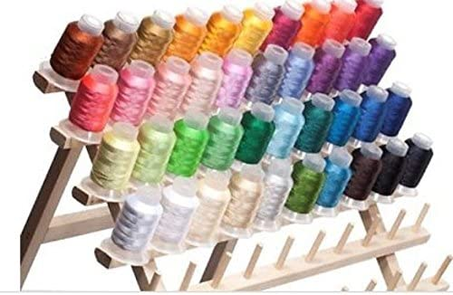The best thread for quilting and sewing-40 Spool Polyester Machine Thread