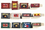 HO Scale Custom Crates Fruit and Food Series -- Small (Assorted, brown) pkg(4) by JL Innovative Design