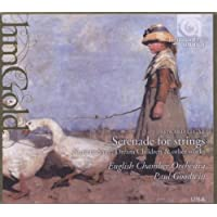 Elgar: Serenade for Strings, Nursery Suite, Dream Children and Other Works (English Chamber Orchestra/Goodwin)