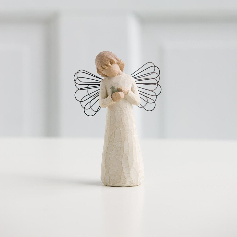 Willow Tree Angel Of Healing Figurine - Susan Lordi Boxed