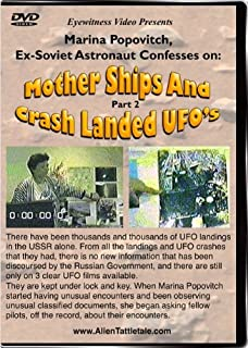 Marina Popovich - UFO Confessions Of An Ex-Military Soviet Test Pilot: Part 2