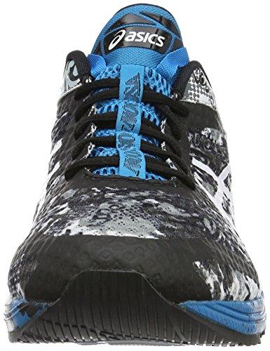 Asics Gel-Noosa Tri 11, Zapatillas de Running para Hombre Gris (Midgrey/White/Blue Jewel, 10)