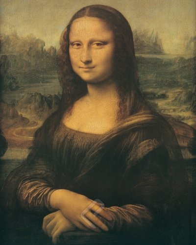 Mona Lisa Art Print by Leonardo da Vinci 16 x 20in