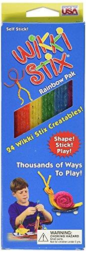 Wikki Stix Rainbow Paks