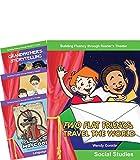 Language Arts and Social Studies Grades 3-4 - 4 Titles (Reader's Theater)