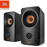 JBL PS3300 无线蓝牙2.0音箱 电脑多媒体音箱/音响 桌面音箱 独立高低音炮 台式机手机音响 黑色