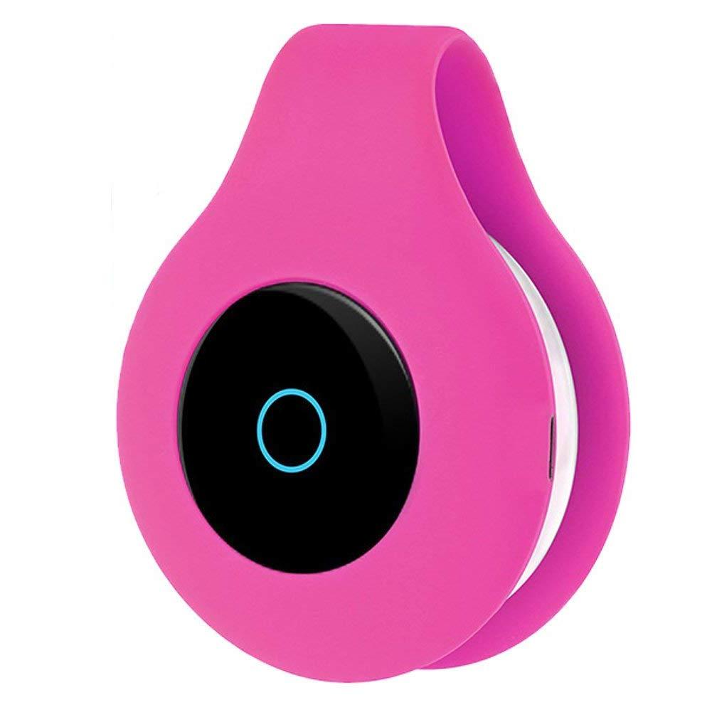 大特価!! 女性と男性のための充電式ミニマッサージャー、フルボディマッスルの痛みの緩和と携帯電話のAPP制御によるリラクゼーションのための肩のマッサージ Pink B07FKMV71C Pink B07FKMV71C, アズーリプロデュース:e8127d1d --- arianechie.dominiotemporario.com