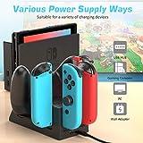 Accessories Kit Bundles Compatible with Nintendo