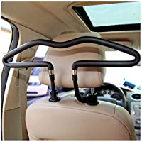 GRETAL Car Seat Hangers Auto Seat Headrest Clothes Hanging Holder Stand Jackets Bags Coat Hangers Holder Hook Car Accessories tools