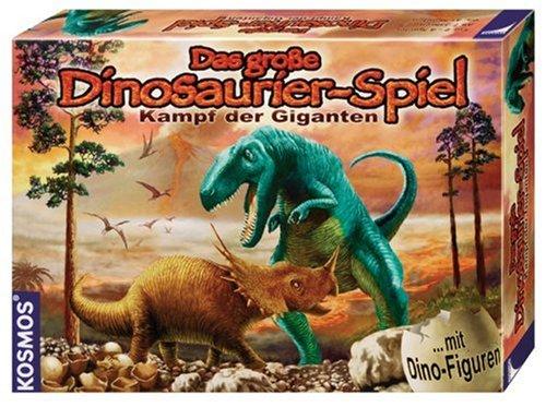 Kosmos 6980890 Das Große Dinosaurier Spiel Amazonde Spielzeug