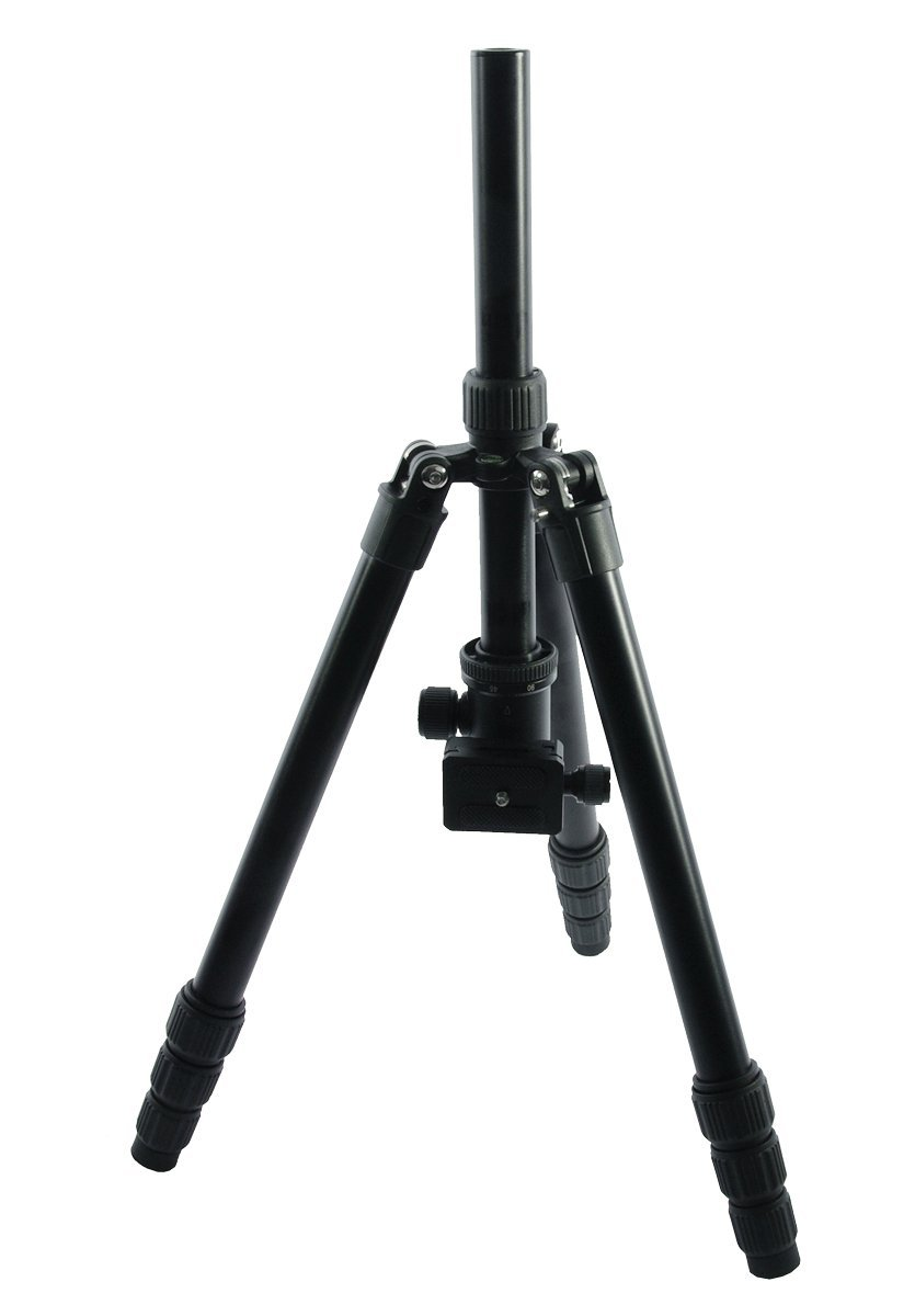TERRA FIRMA TRIPODS T-CF500-BH200 Carbon Fiber 5 Section Tripod Leg Set with Ball Head BH200, Black/Red by TERRA FIRMA TRIPODS (Image #16)
