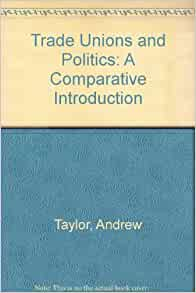 an introduction to trade unions The trade unions: communist theory and practice of trade unionism, lance sharkey 1961 growth of trade unionism in australia introduction by ew campbell.