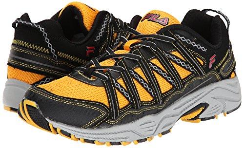 Fila Headway 4 Hombre Amarillo Fibra sintética Zapatillas EU 41