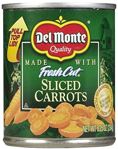 Del Monte Fresh Cut Sliced Carrots
