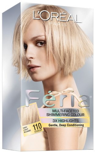 LOreal Multi Faceted Shimmering Colour Permanent