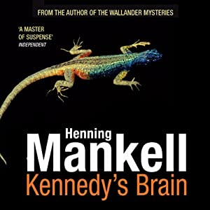 Kennedy's Brain Audiobook