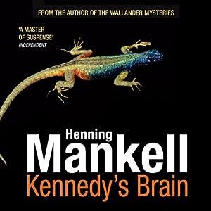 Kennedy's Brain Hörbuch